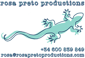 Menorca Productions     +34 600 839 849 rosa@rosapretoproductions.com